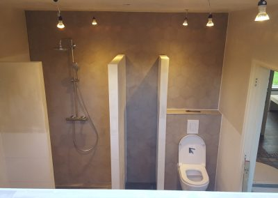 Badkamer maken