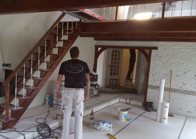 Plafond Renovatie
